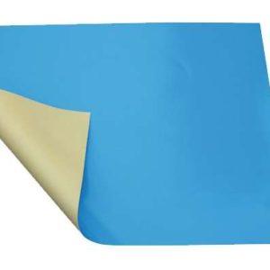 Cobertor gran resistencia azul - 7x3,5m para piscina Steel Pool. COBGR2ST